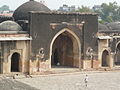 Begumpuri Masjid East gate (3010280138).jpg