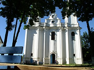 Talachyn - Church of the Protection of Our Lady, Talachyn, Belarus