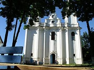 Talachyn - Church of the Protection of Our Lady, Talachyn, Belarus