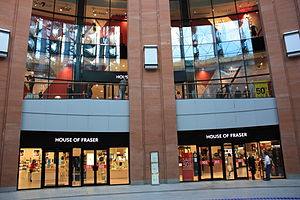 House of Fraser - House of Fraser in Belfast