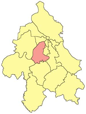 Čukarica - Image: Belgrade Cukarica