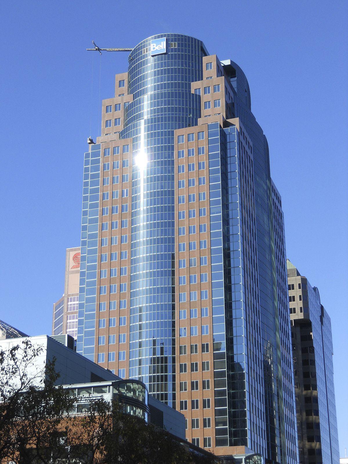 Bell Media Tower Wikipedia