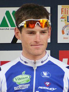 Ben Hermans cyclist