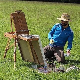 Ben Quilty Australian painter