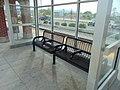 Benches at 4800 W Old Bingham Hwy, station Apr 16.jpg