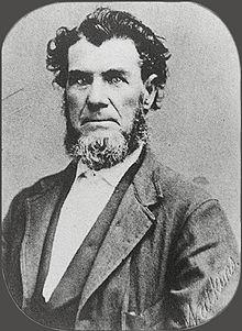 Benjamin Kelsey photographed by Carleton E. Watkins.