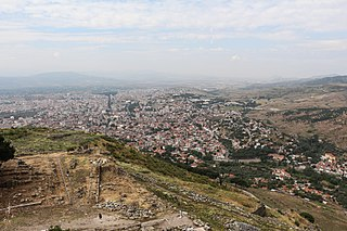 Battle of Bergama