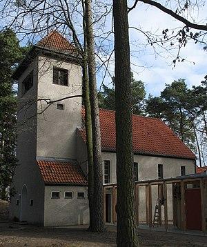 Hohen Neuendorf - Church in Bergfelde