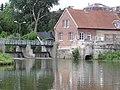 Berlaimont (Nord, Fr) Moulin sur la Sambre.jpg