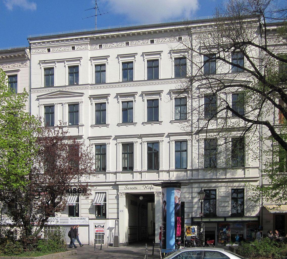 Datei Berlin Kreuzberg Mehringdamm 55 Mietshaus