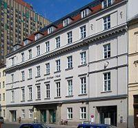 Berlin, Mitte, Luisenstrasse 58-59, Langenbeck-Virchow-Haus.jpg