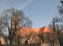 Heinersdorf Church