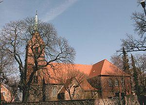 Heinersdorf - Heinersdorf Church