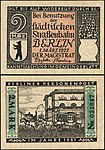 Berlin-Straßenbahn Postkutsche 2 Mark.jpg