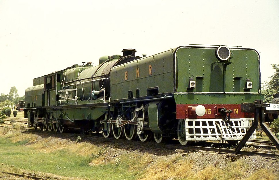 Beyer Garratt 6594