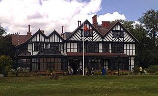 Bhaktivedanta Manor - Wikipedia