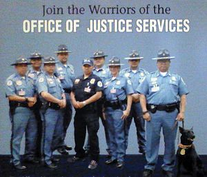 Bureau of Indian Affairs Police - BIA Police Recruiting poster