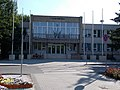 Biatorbágy Town Hall. - Baross Street, Torbágy, Pest County, Hungary.jpg