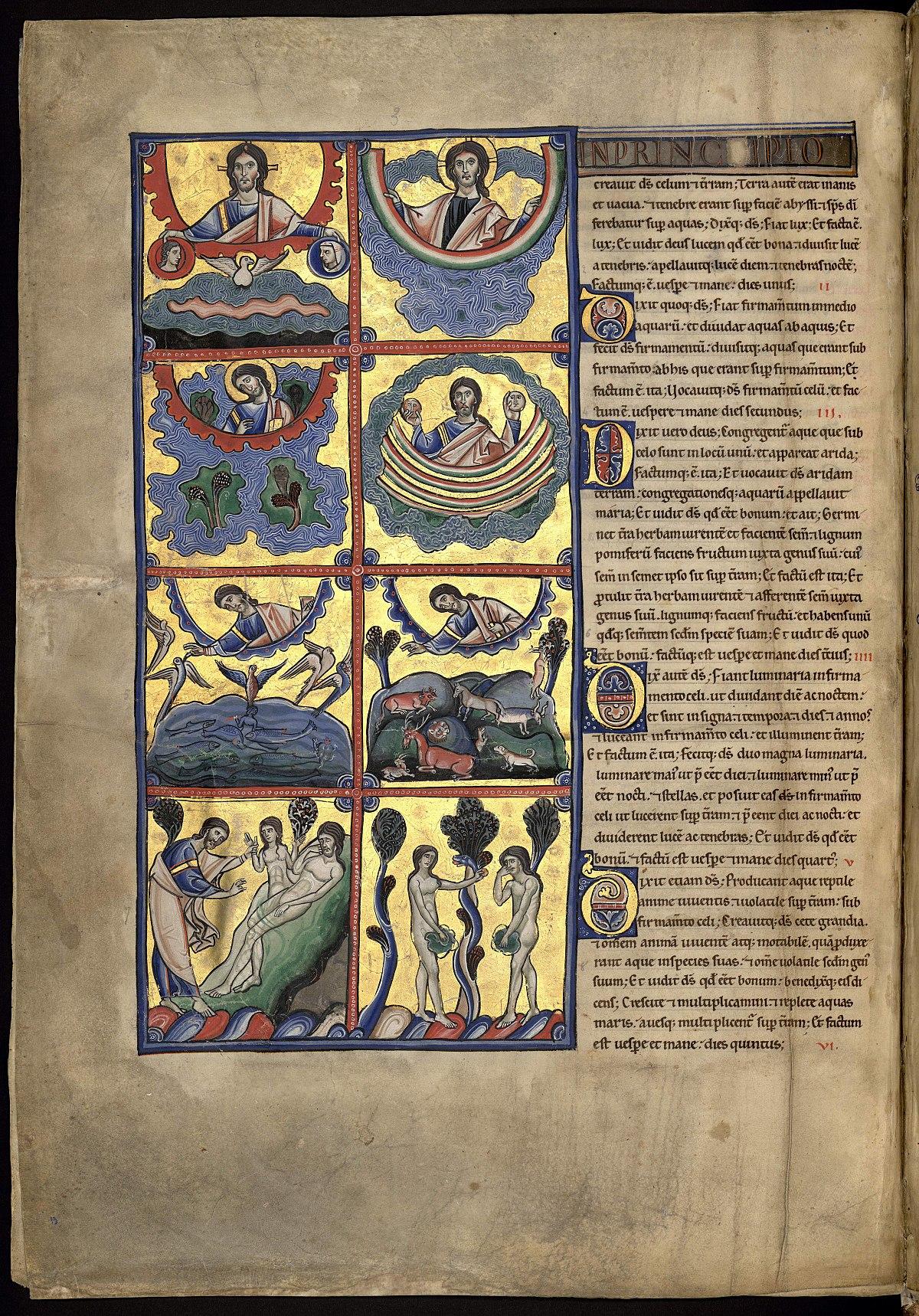 Bible de souvigny wikip dia - Le salon du manuscrit ...