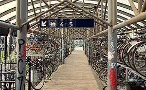 Bikes in Aarhus