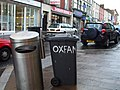 Bin day again, Market Street, Omagh - geograph.org.uk - 1073330.jpg