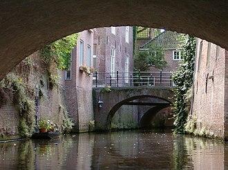 Dieze - Image: Binnendieze 's Hertogenbosch