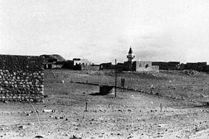 Battles of the Sinai (1948) - Bir al-Hassana, 100km inside Egypt, 1948