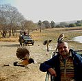 Birds are familiar with me in Ranthambore tiger reserve- - 2014-06-14 10-31.jpg