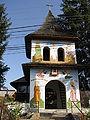 Biserica de lemn Sf Nicolae Vechi din satul Starchiojd comuna Starchiojd judetul Prahova Romania 2.jpg