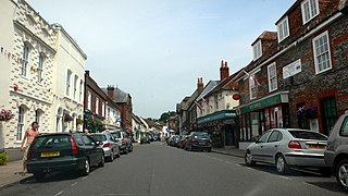Bishops Waltham town