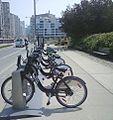 Bixi Bike Rentals in Toronto, 2011-06-08 -a.jpg