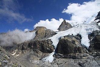 Blüemlisalp - Blüemlisalp Glacier