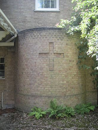 Cambridge Blackfriars - Cross