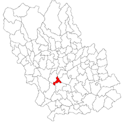 Location of Blejoi