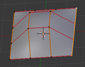 Blender267NURBSPatchSelectRowOfPoints.png