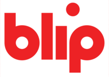 Description de l'image  Blip web logo.png.