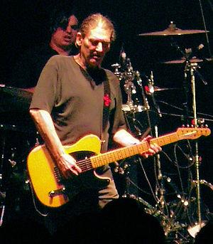 Allen Lanier - Lanier performing in 2006