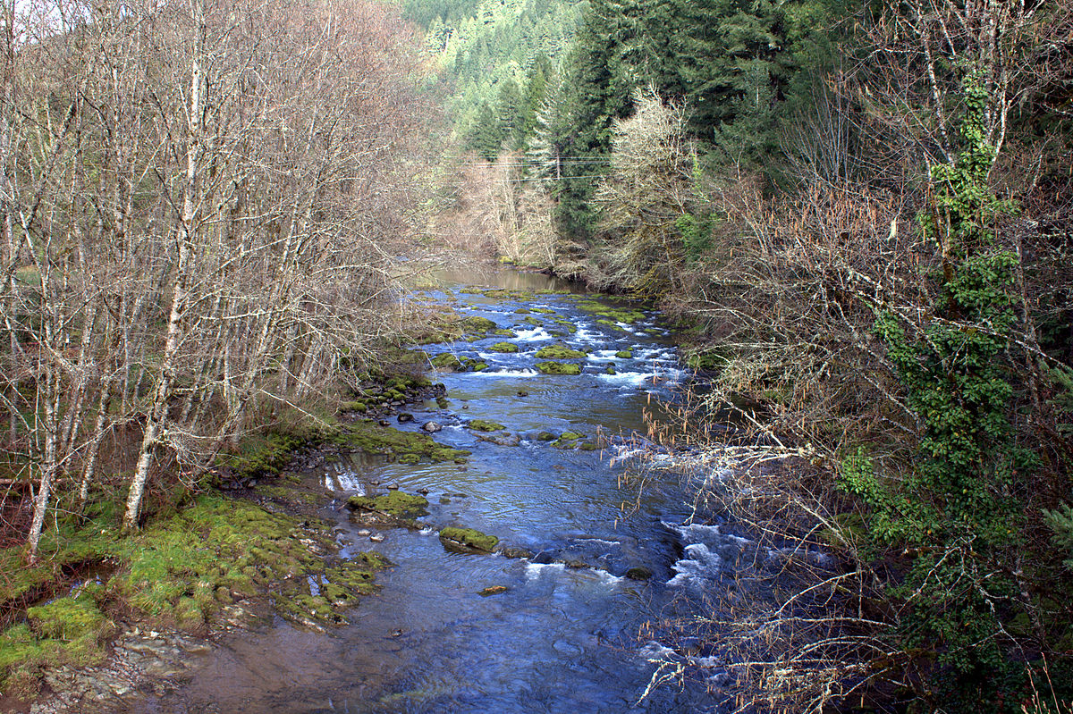 Blue River, OR