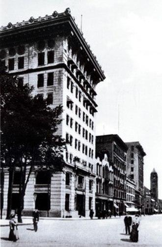 Bank of Hamilton - Image: Bnkham 2