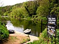 Boats at Lydbrook Fisheries - geograph.org.uk - 418307.jpg
