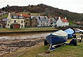 Boats by the Beck, Sandsend - geograph.org.uk - 804335.jpg