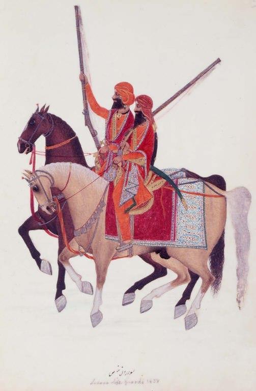 Bodyguard of Ranjit Singh
