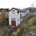 Boensdalen kraftverk - kraftverkshuset.jpg