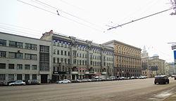 Bolshaya Sadovaya Street (2015) by shakko 02.jpg