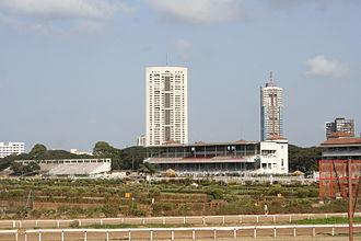 Mahalaxmi, Mumbai - Mahalaxmi Racecourse