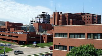 Boone Hospital Center - Image: Boone Hospital Center