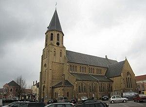Boortmeerbeek - Image: Boortmeerbeek Church