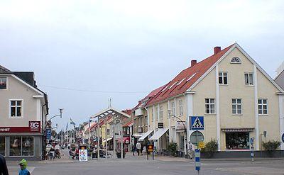Borgholms centrum