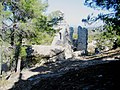 Bouches-Du-Rhone Eygalieres Chateau Ruines 20102011 - panoramio.jpg