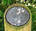 Boudica's Way - plaque - geograph.org.uk - 1378633.jpg